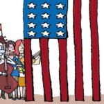 ro caricaturas bloqueo cuba