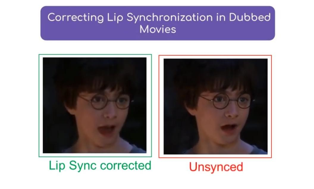 Software capaz de generar vídeos deepfake traducidos a diferentes idiomas con los labios sincronizados