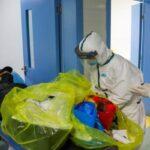 1525 traslado paciente coronavirus Hubei China Reuters