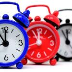 4 Cambio de hora