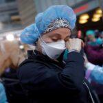 2458 enfermera NY Reuters