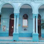 Actual terminal de Ómnibus Nacionales en Cabaiguán.