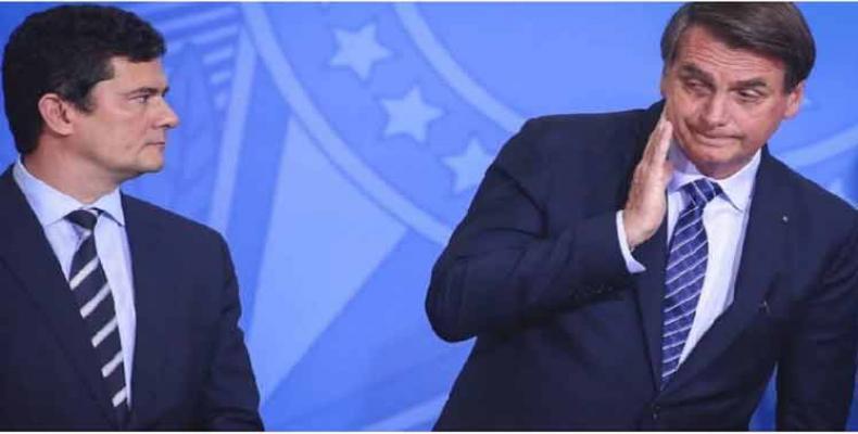 Brasil: Exministro Sergio Moro testifica contra el presidente Jair Bolsonaro