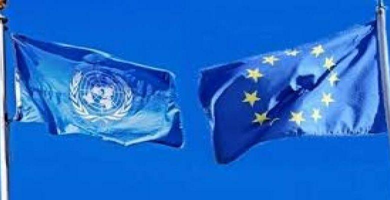 Unión Europea reitera apoyo a OMS, tras nuevo ataque de Trump