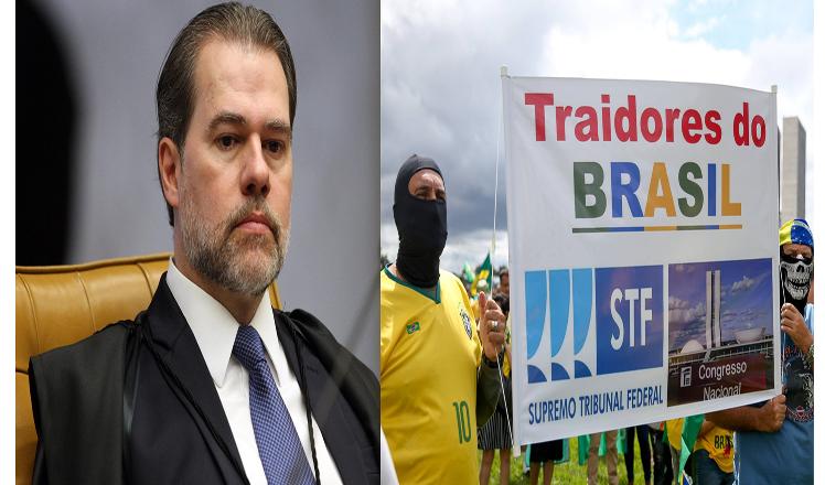 Supremo de Brasil repudia amenazas de simpatizantes de Bolsonaro