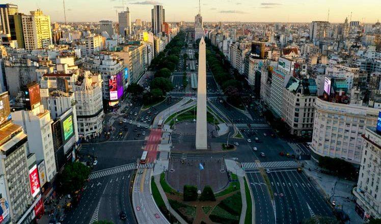 Semana clave en Argentina, duros controles en Buenos Aires