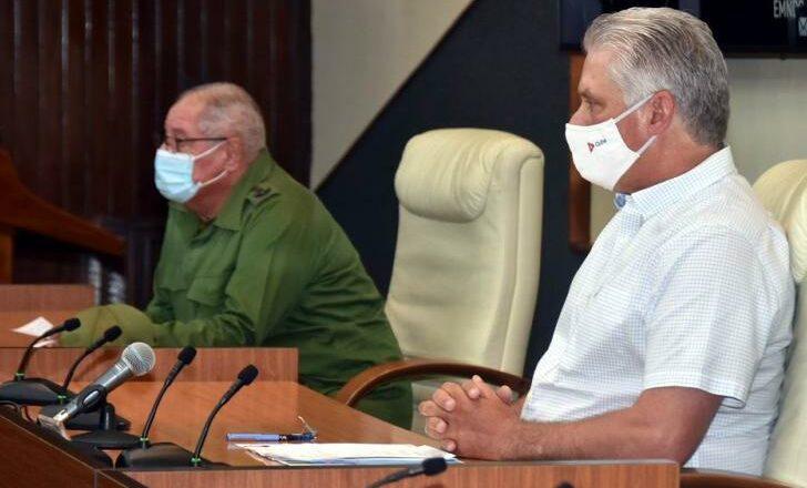 Díaz-Canel: Fuerza Cuba que nada nos va a desalentar