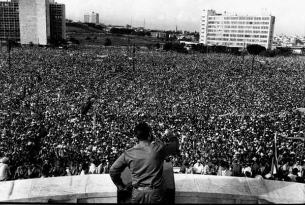 Presidente de Cuba refrenda vigencia de Primera Declaración de La Habana