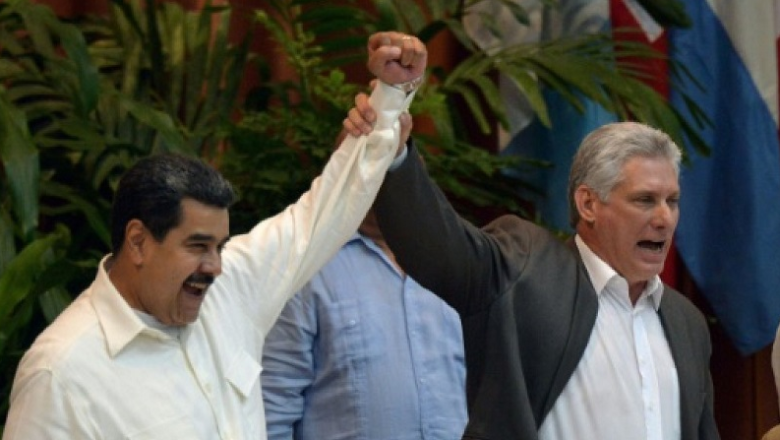 Díaz-Canel ratifica decisión cubana de continuar colaboración solidaria con Venezuela