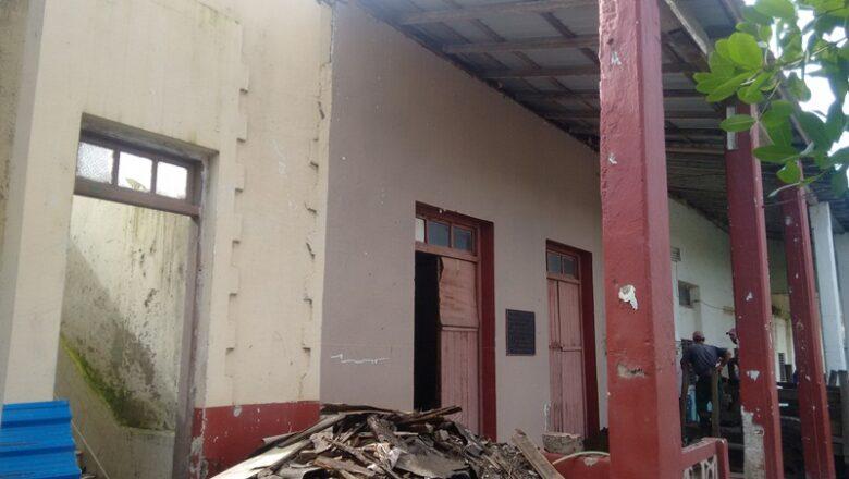 Avanzan restauración de sala-museo Comandancia del Che en Cabaiguán