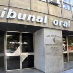 Argentina La Plata Tribunal