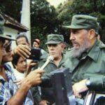 delia con Fidel
