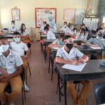 estudiantes de secundaria basica foto educacion fomento