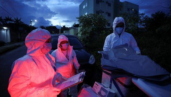 Brasil confirma nueva variante del coronavirus en el Amazonas