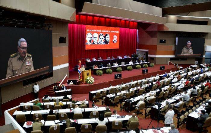 Termina hoy el 8vo. Congreso del Partido Comunista de Cuba