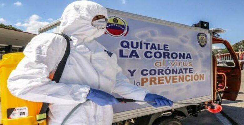 Misión cubana refuerza acciones ante rebrote de Covid-19 en Venezuela.