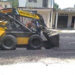 El mantenimiento vial es recibido con beneplácito por los habitantes de la ciudad
