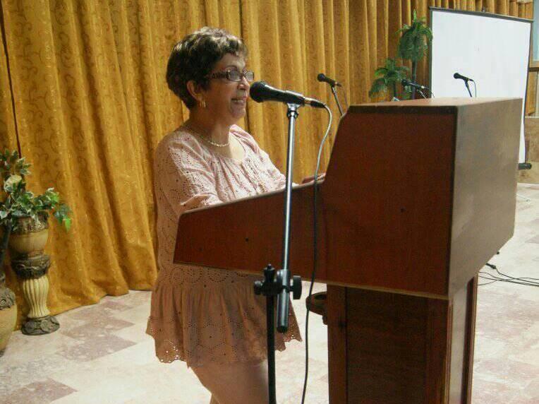 La Miembro de Honor de la Academia de Ciencias de Cuba en los  50 años de  mi vida profesional, siempre ha tenido presente la actividad científica.