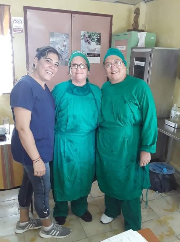 Cabaiguán honra a los trabajadores de la salud este Primero de Mayo