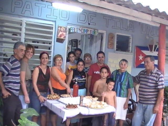 El Patio de Tila, Proyecto Sociocultural basado en los principios de la familia cubana