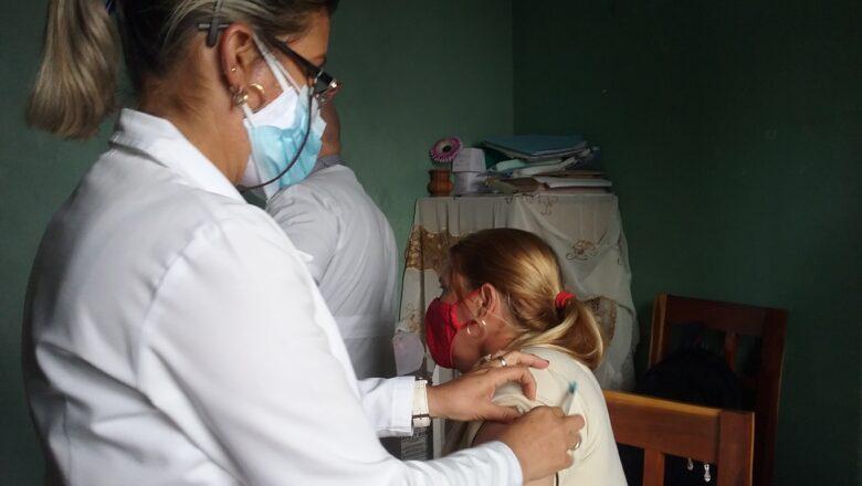 Iniciará este lunes en Cabaiguán vacunación con segunda dosis del candidato vacunal Abdala
