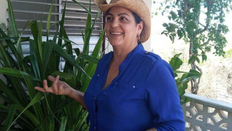 Daima Rojas: Guajira a mucha honra y echadita pa'lante (+fotos)