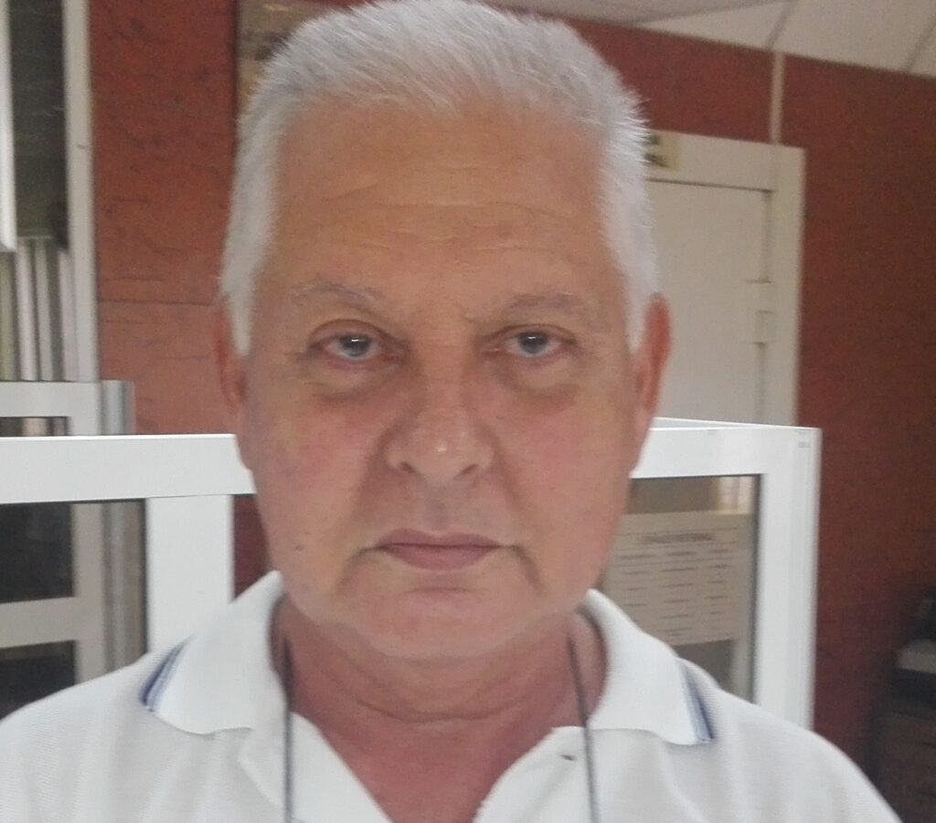 José Castañera Martínez, el chino ,se despide de su vida laboral