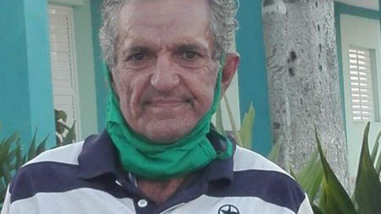 Oscarito,  el personaje popular que lleva 30 años empujando camillas en Cabaiguán