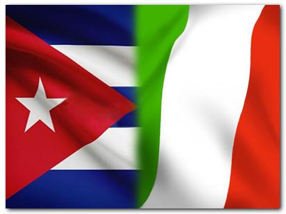 Cubanos residentes en Italia