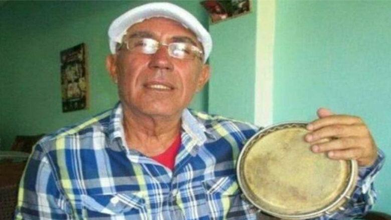 Marcelo; el hombre que hace hablar al bongó