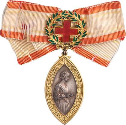 Medalla Florence Nightingale