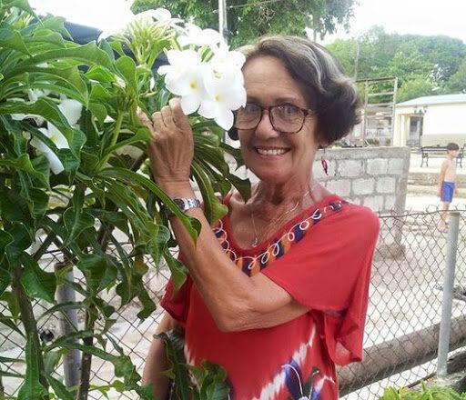 Los 79 años del nacimiento de una Rosa