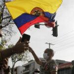 Colombia en manifestaciones
