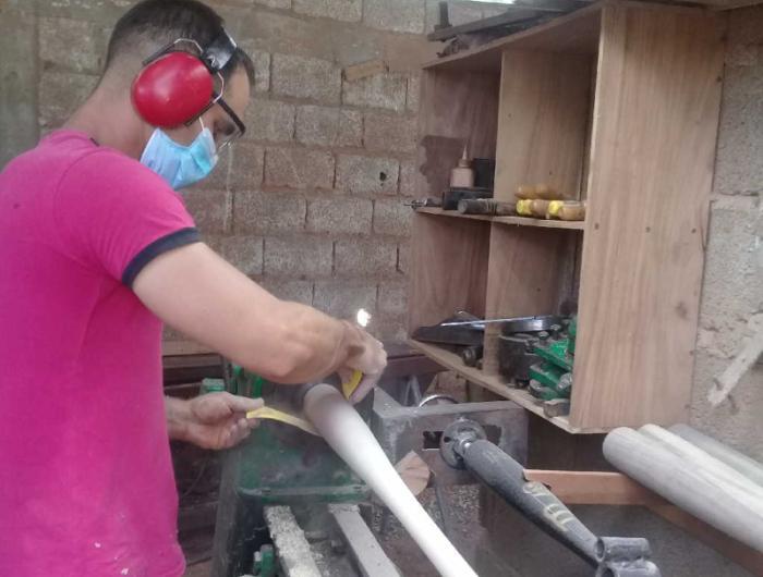 fabricacion de bates en sancti spiritus 1