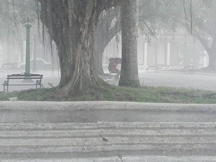 Wifi bajo la lluvia