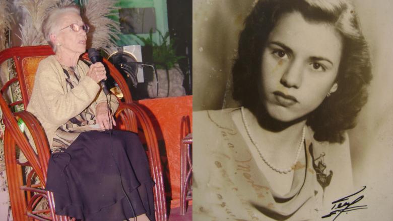 Raquel Valdivia, fallece a los 91 años de edad, hasta siempre radialista
